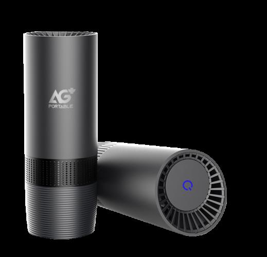 AG+ Portable Silver Ion Antiviral Air Purifier (CSP-X1)